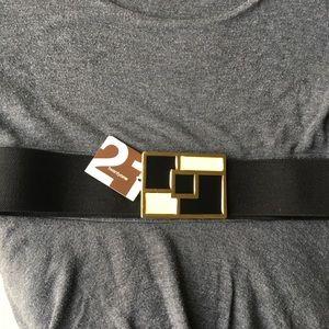 Metal Embossed Belt